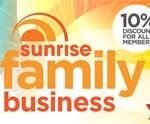 Sunrise family business